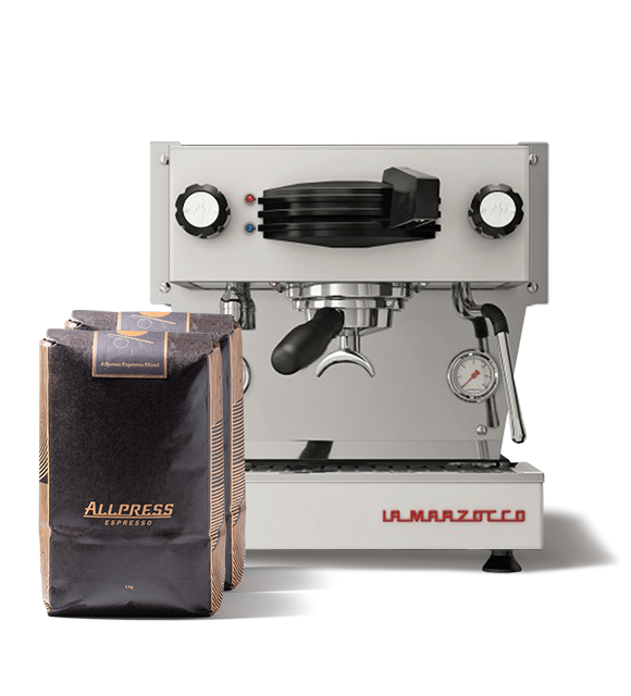 La Marzocco Linea Mini - Stainless Steel