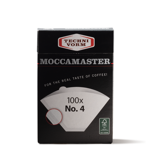 Moccamaster No.4 Filter Papers