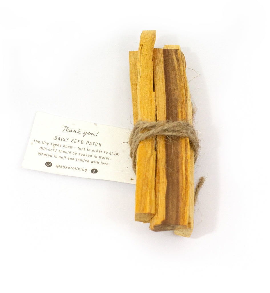 Premium Palo Santo Sticks