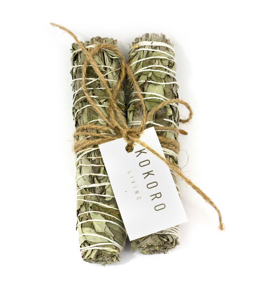 Organic Sage Smudge Sticks
