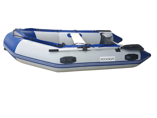 Inflatable Boat Sports Range - Grey/ Dark Grey