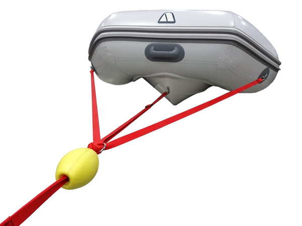 Towing Bridle, 3-point for Inflatable Boats and Tenders