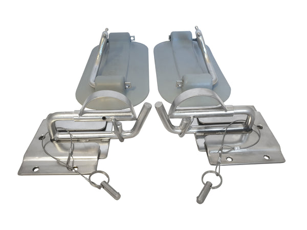 Davits for Inflatable Boats - Rockboat Marine
