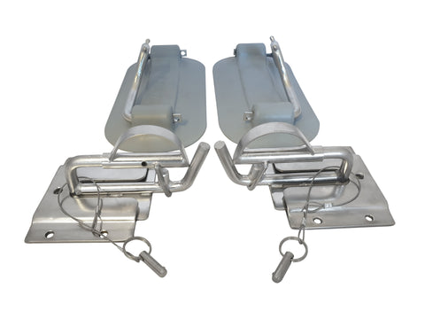 Davits for Inflatable Boats