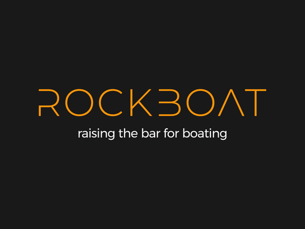 Rod Holder for Inflatable Boats from Rockboat - Rockboat Marine