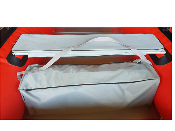 Inflatable Boat Storage Bag with Seat Cushion - Rockboat Marine