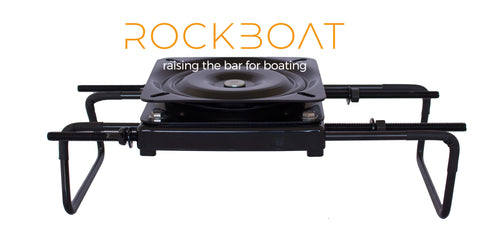 Boat Seat Clamp with Swivel from Rockboat