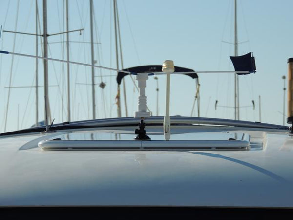 StopGull Air Suction Cup Mount - Rockboat Marine