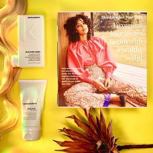 Kevin Murphy dāvanu komplekts Skincare For Your Hair. Komplektā ietilpst: Scalp.Spa.Wash, Scalp.Spa.Scrub.