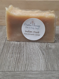 Indian Fruit Soap