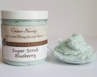 Body Scrub with Essential Oil