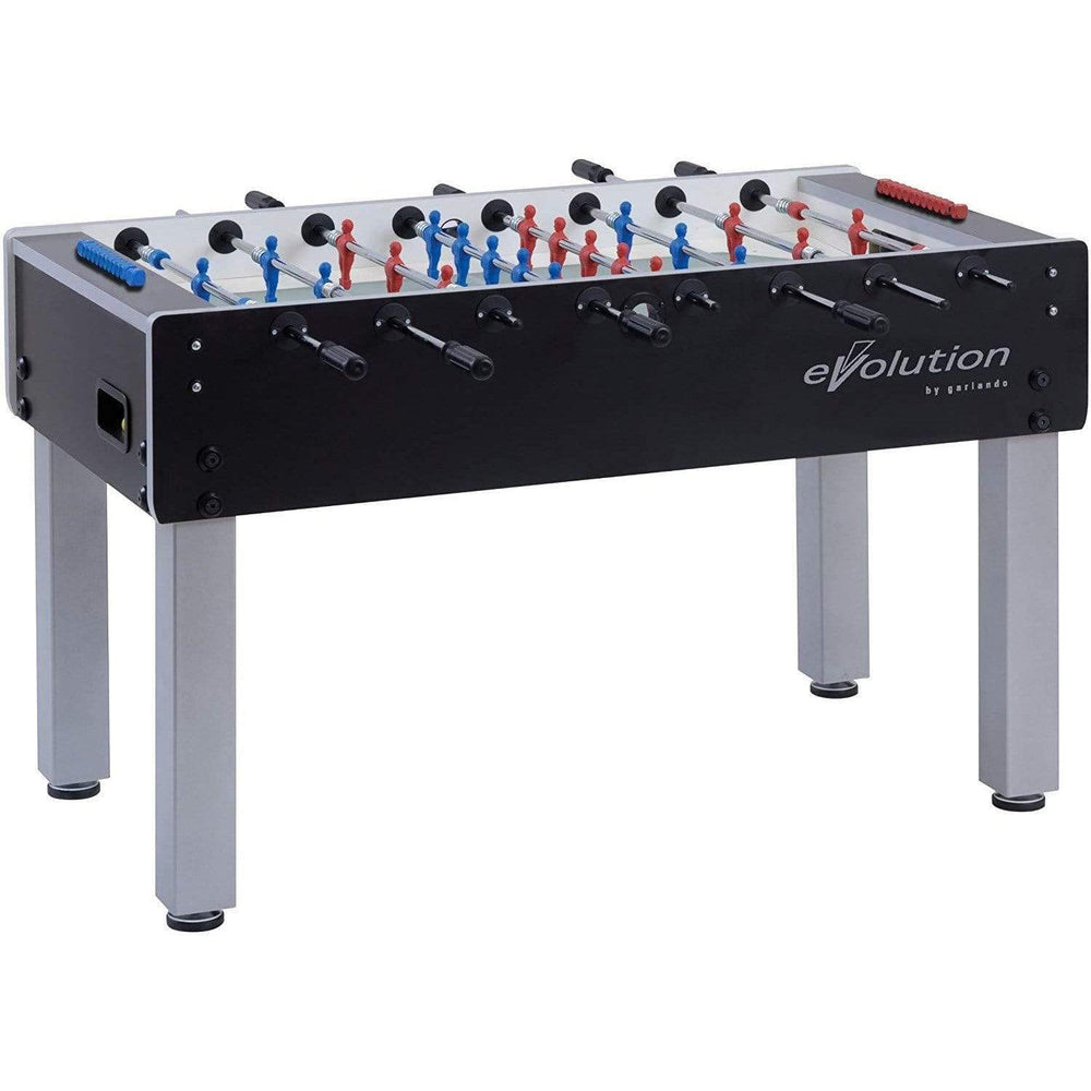 Evolution Foosball Table in Black Foosball Table