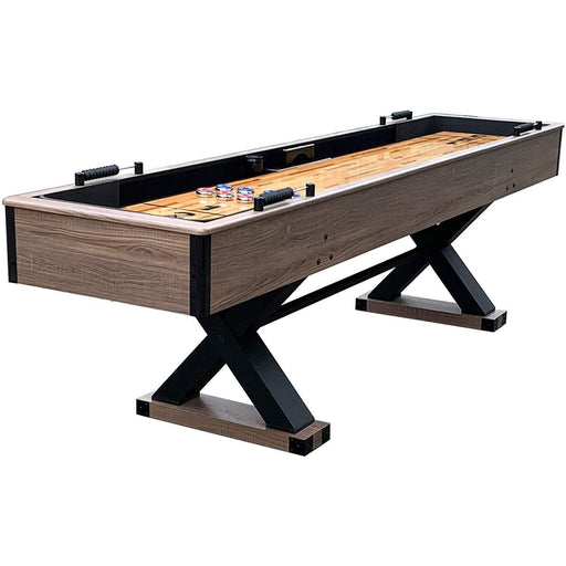 Excalibur 9' Shuffleboard Table shuffleboard