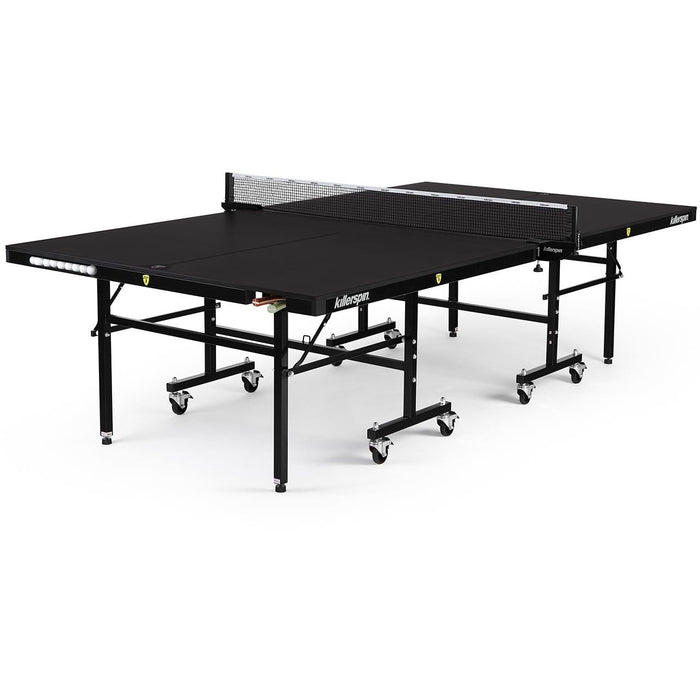 Killerspin MyT 415 Deep Chocolate Indoor Table Tennis Ping Pong Table 303-01 Table Tennis