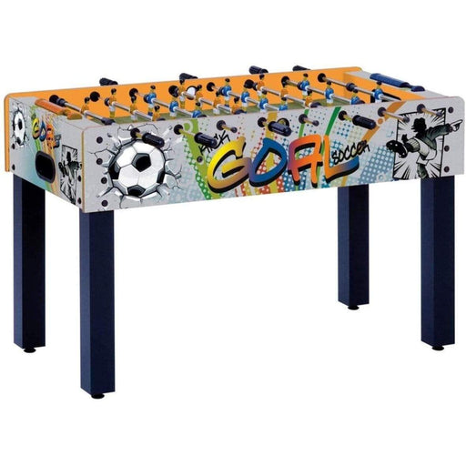 Multi-Coloured Football Table Foosball Table