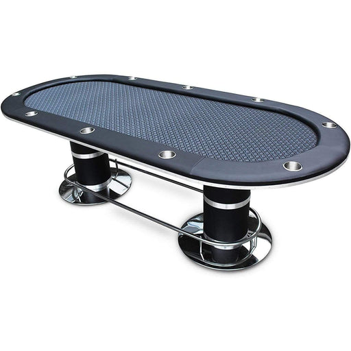 Pedestal Base Poker Table poker