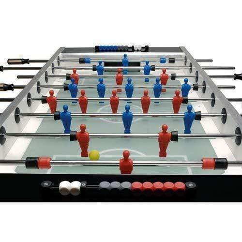 Wenge Indoor Foosball/Soccer Game Table Foosball Table