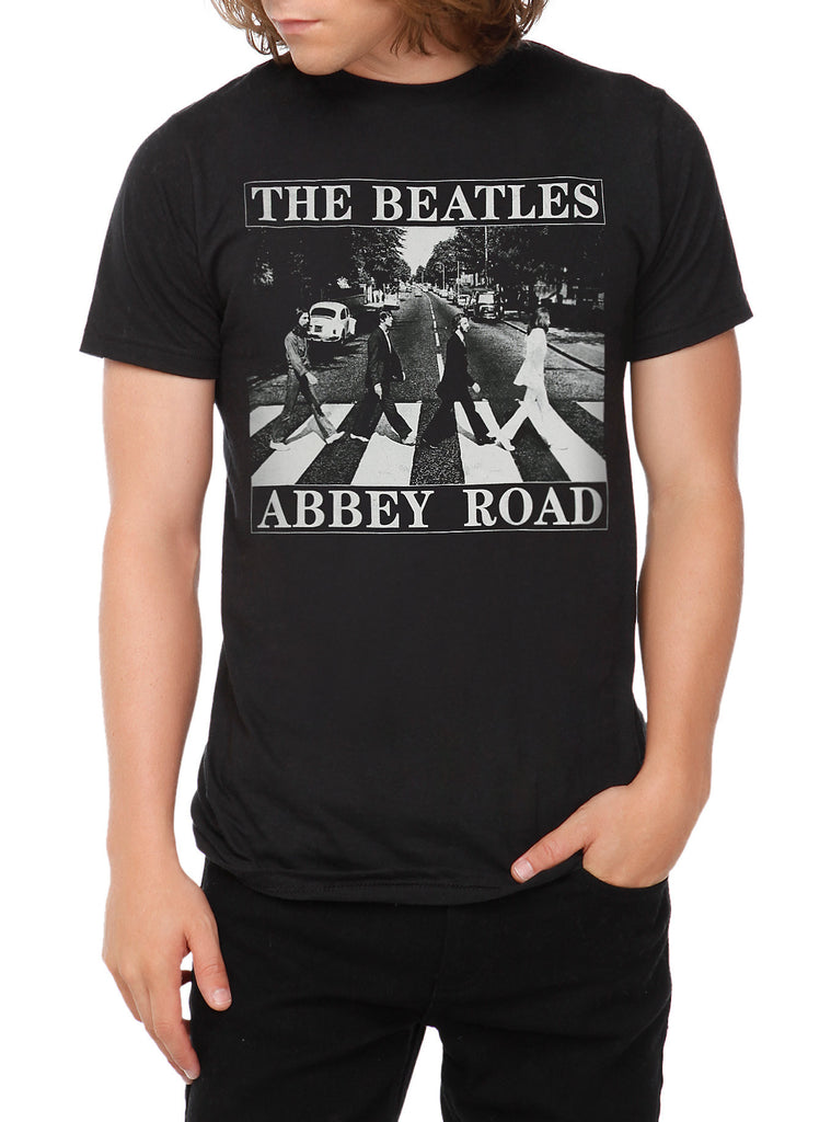 The Bealtes -Abbey Road black and grey