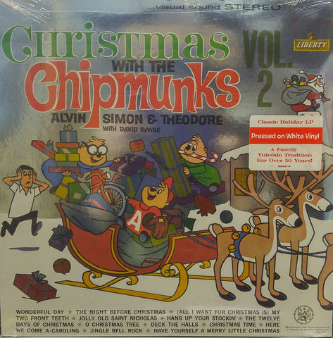 Alvin & The Chipmunks - Christmas With The Chipmunks Vol.2