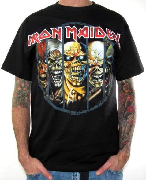 Iron Maiden -Eddie Evolution