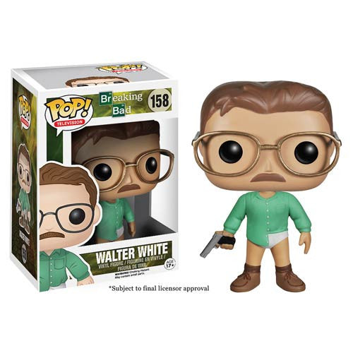 Breaking Bad Walter White Pop! Vinyl Figure