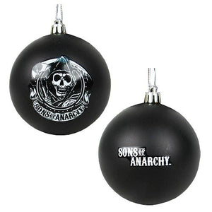 Oons of Anarchy Grim Reaper Shatter Proof Ornament
