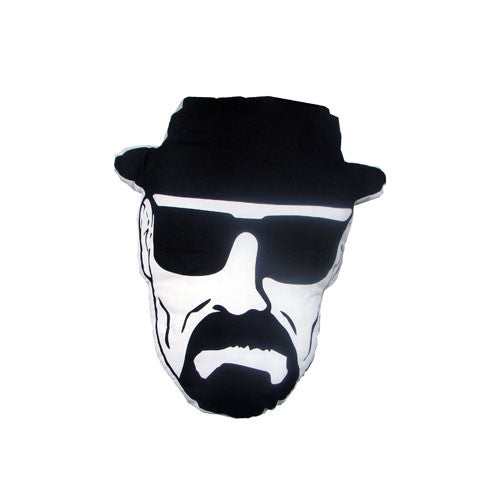 Breaking Bad Heisenberg Sketch 18-Inch Plush Pillow