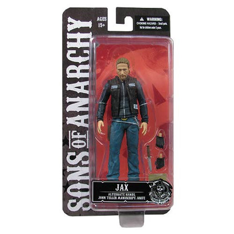 Sons of Anarchy Jax Teller 6-Inch Action Figure