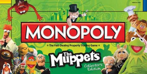 Muppets Monopoly Collector's Edition Board Game
