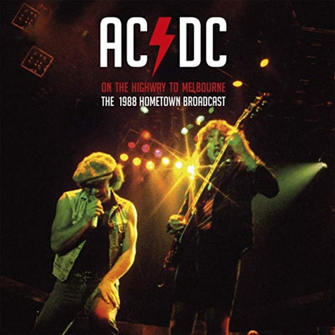 AC / DC - On The Highway To Melbourne