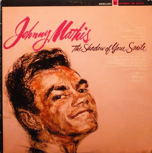 Johnny Mathis ‎– The Shadow Of Your Smile