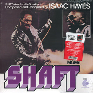 Isaac Hayes - Shaft Music from the Soundtrack