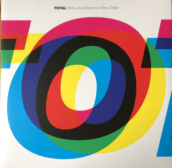 New Order / Joy Division - Total From Joy Division To New Order