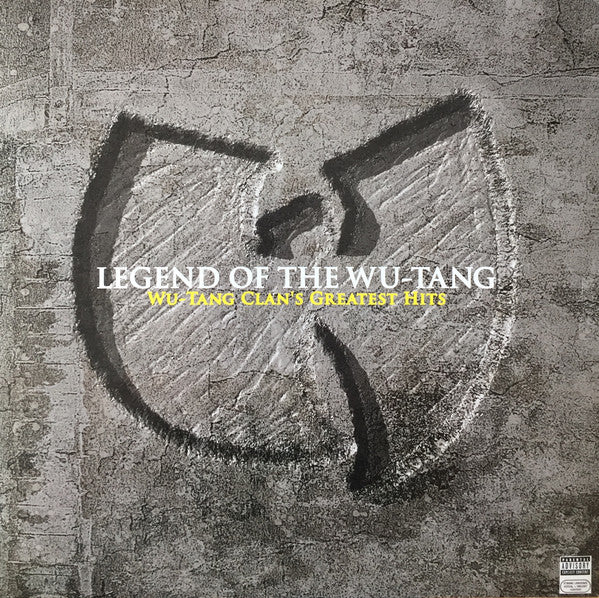 Wu-Tang  Clan - Legend of the Wu-Tang