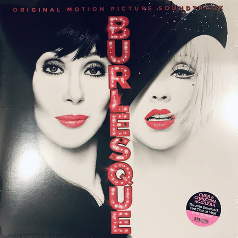 Christina Aguilera & Cher - Burlesque (Original Motion Picture Soundtrack)