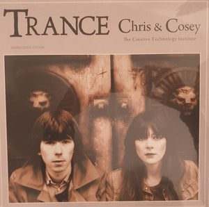 Chris & Cosey - Trance (gold lp)