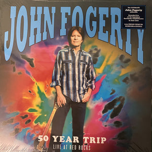 John Fogerty -50 Year Trip: Live at Red Rocks