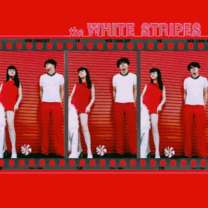 White Stripes -  s/t