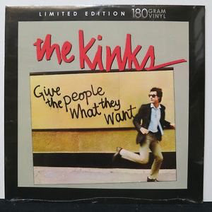Kinks (The) -  Give The People What They Want