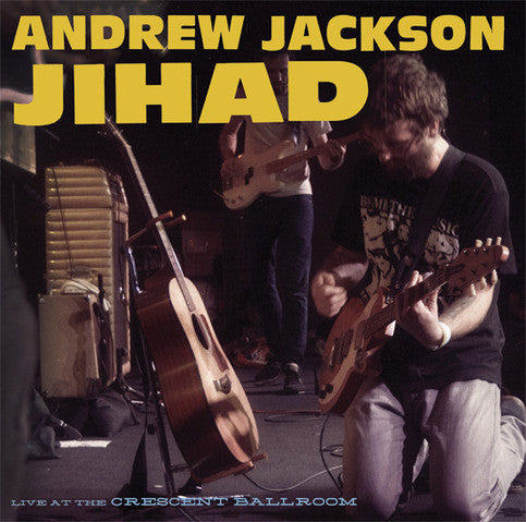 Andrew Jackson Jihab - Live At the Crescent Ballroom