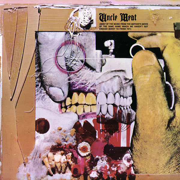 Frank Zappa / The Mothers Of Invention - Uncle Meat