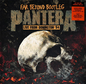 Pantera - Far Beyond Bootleg Live From Donington '94