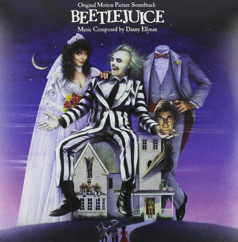 Beetlejuice (Original Motion Picture Soundtrack) danny Elfman