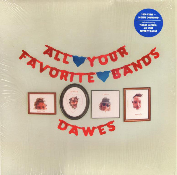 Dawes - All Your Favorite Band