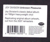 Joy Division - Unknow Pleasures