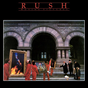 Rush -Moving Pictures