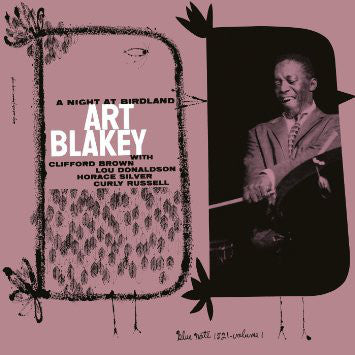 Art Blakey - A Night At Birdland Volume 1