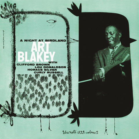 Art Blakey - A Night At Birdland Vol. 2
