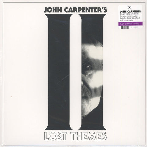 Carpenter, John - Lost Themes II
