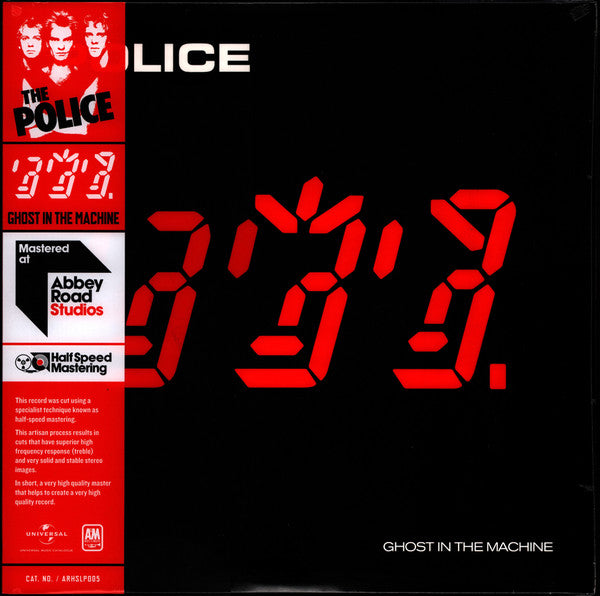 Police (The) - Ghost In The Machine